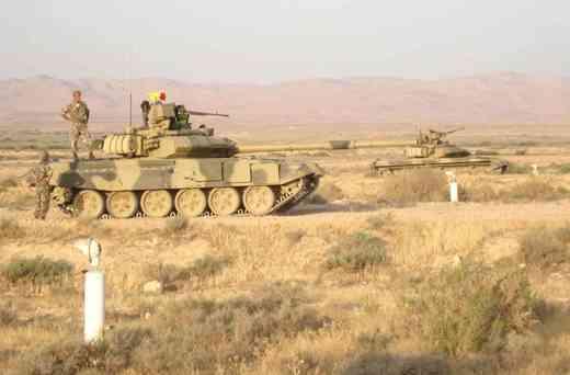 Т-90СА