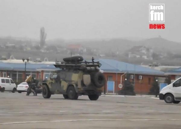 Тигр-М МКТК РЭИ ПП Леер-2