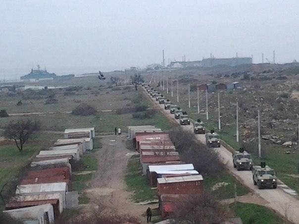 высадка десанта в Севастополе