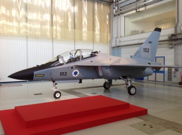 M-346 Master ВВС Израиля
