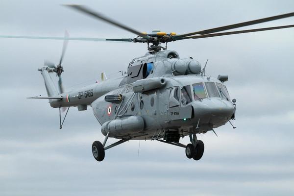 Ми-17В-5 (c) www.russianhelicopters.aero