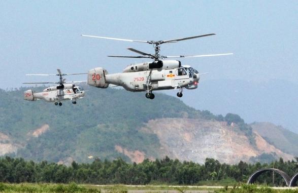 Ка-28 ВС Вьетнама