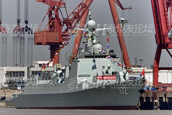 эсминец 172 Kunming класса Type 052D