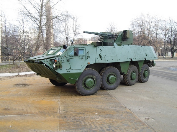 БТР-4Е1 (c) www.ukroboronprom.com.ua
