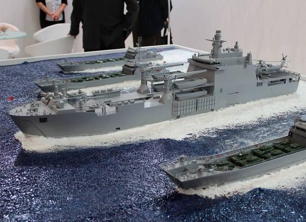 LANDING SHIP TANK (LST)