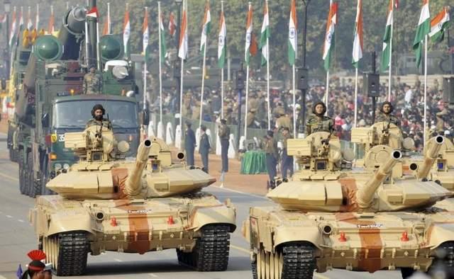 Т-90 ВС Индии