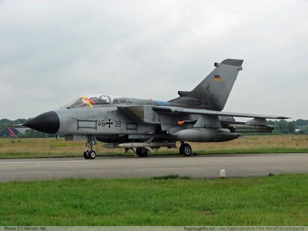 PA-200 Tornado ВВС Германии
