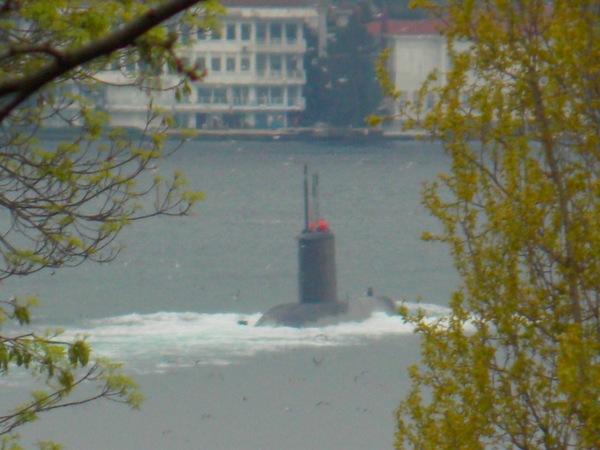 ПЛ ВМС Турции