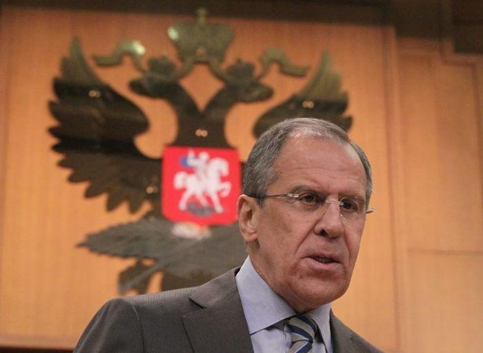 Глава МИД РФ Сергей Лавров (c) ukr-online.com