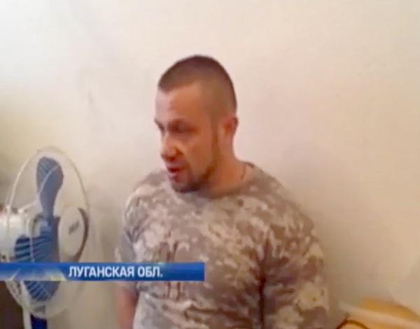 Темур Юлдашев в плену