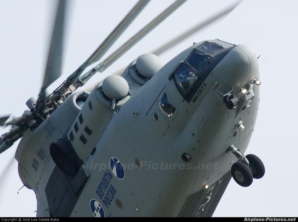 Ми-26Т2 (с) Jose Luis Celada Euba / Airplane-Picture.net