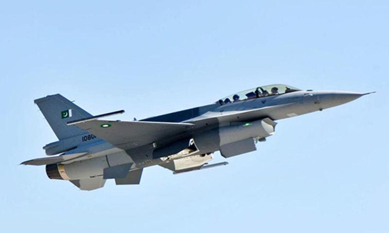 F-16 ВВС Пакистана