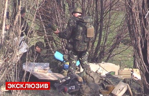 В Донецк скрытно прибыл киевский спецназ