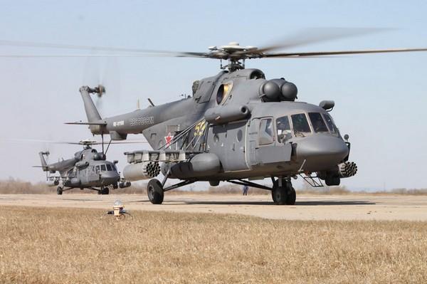 Вертолеты ВВС России (c) alexeyvvo.livejournal.com
