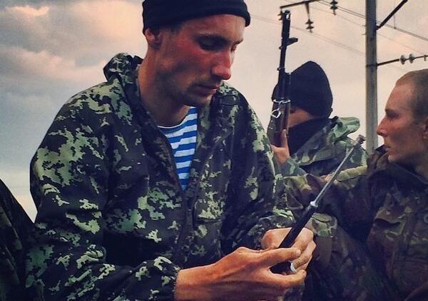 Десантники ВСУ в Краматорске (c) instagram.com/a3ap