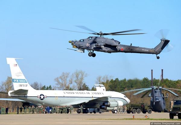 Вертолет Ми-28 (c) Виталий Юртаев el-moino.livejournal.com
