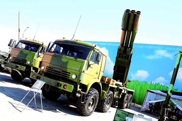 «Смерч» на шасси КАМАЗ-6350 (c)