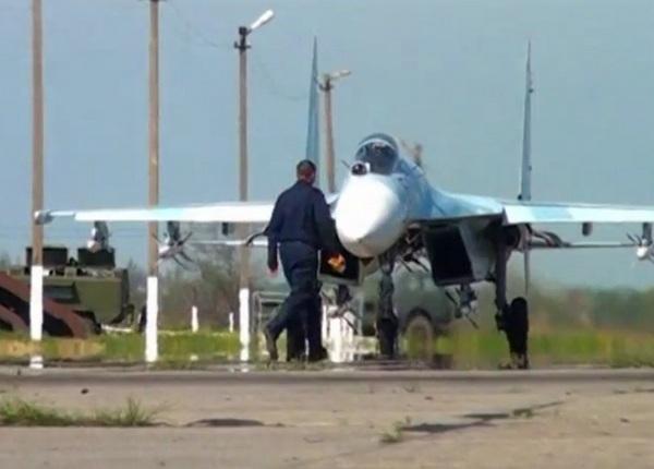Су-27СМ Приморско-Ахтарск