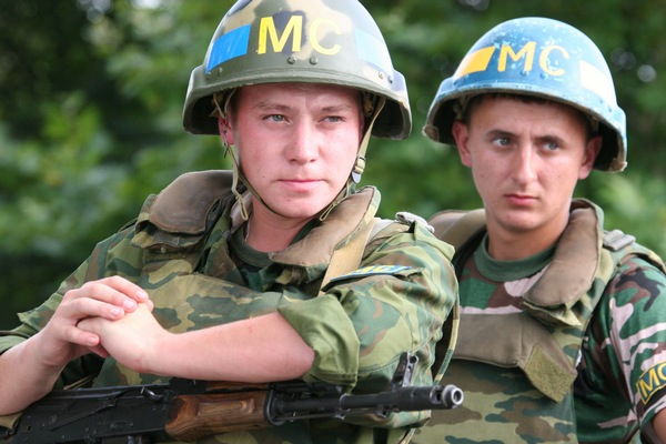 миротворцы (c) sdrvdv.ru