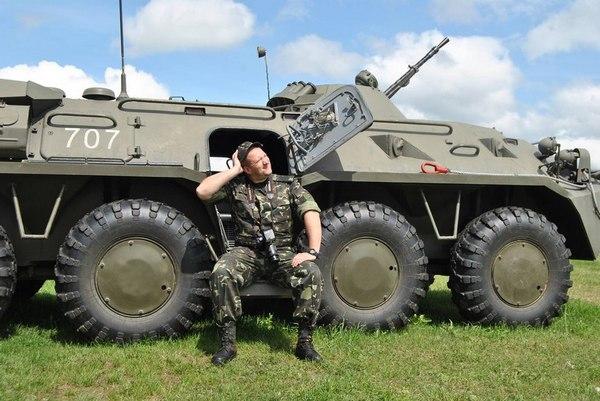 БТР-80 ВС Украины (c) www.mil.gov.ua