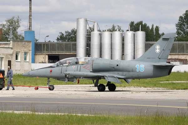 L-39ZA ВВС Литвы