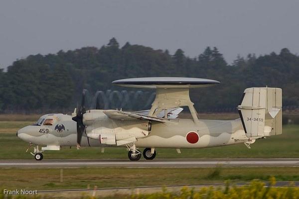 E-2С Hawkeye 2000 ВВС Японии