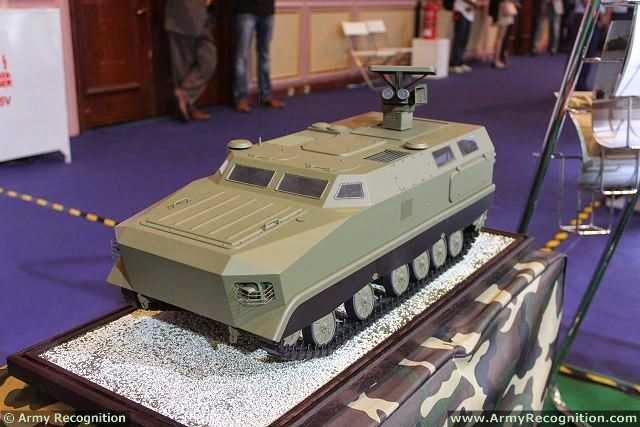 ББМ Москит в противотанковой версии  (c) www.armyrecognition.com