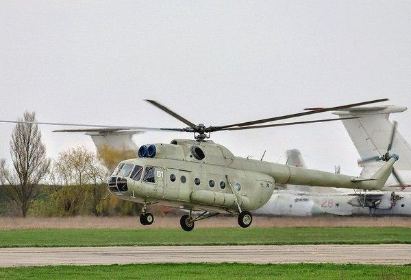 Вертолет Ми-8МС (c) www.mil.gov.ua