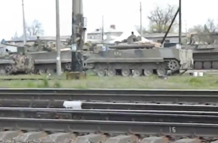 БМП-3 ВС Украины ст. Фёдоровка