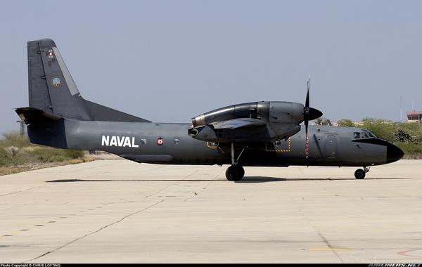 Ан-32 ВМФ Перу (c) www.airliners.net