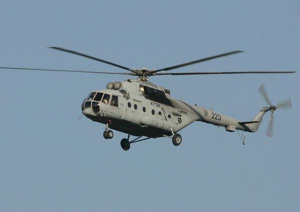 Ми-8МТВ ВВС и ПВО Хорватии