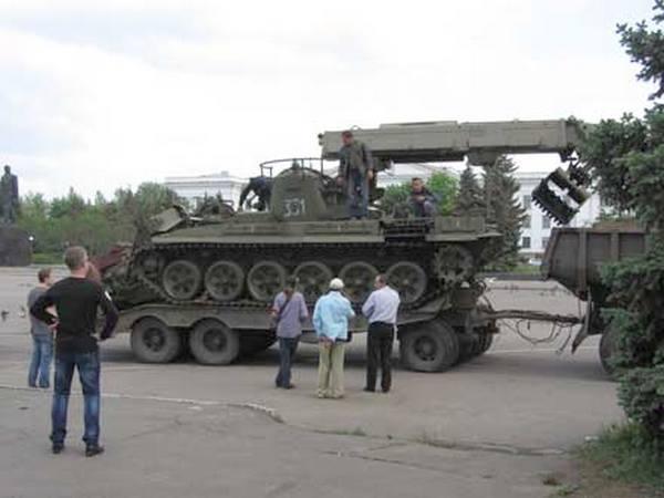 ИМР-2. Краматорск 14.05.2014 (с) www.vp.donetsk.ua