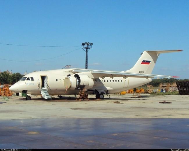 Ан-148-100Е (c) Aleksandr-30-36 / russianplanes.net