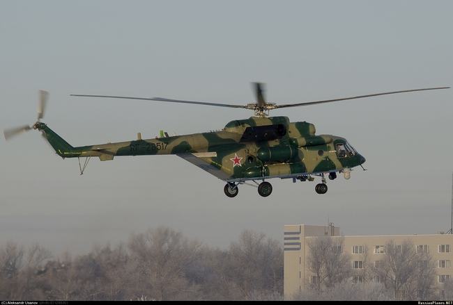 Ми-8АМТШ ФСБ (c) Александр Усанов / russianplanes.net