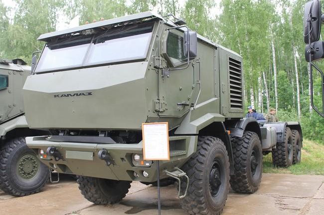 КАМАЗ-6560М Торнадо (c) Алексей Рамм