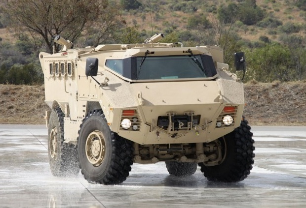 RG35 MIV (c) BAE Land Systems South Africa