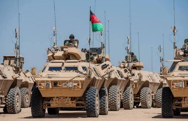 ББМ MSFV Афганской национальной армии