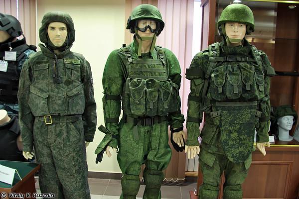 Защитный комплект 6Б15