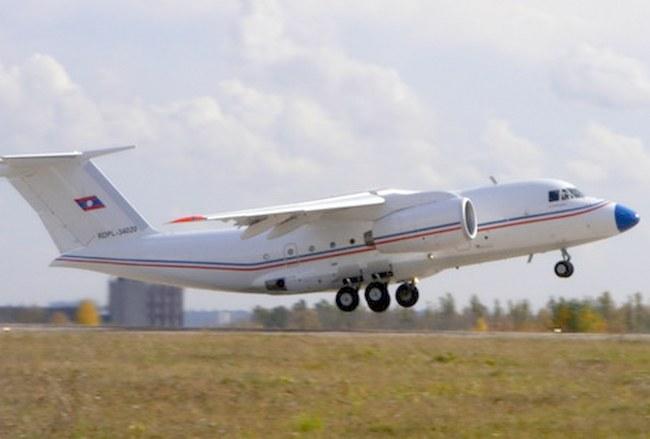Ан-74ТК-300Д   VIP (c)  Влад Руденко, МОСТ-Харьков