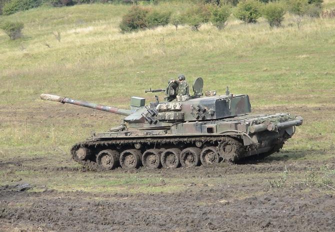 Танк TR-85-M1 (c) romarm.ro