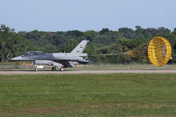 F-16C/D Block 52  ВВС Ирака