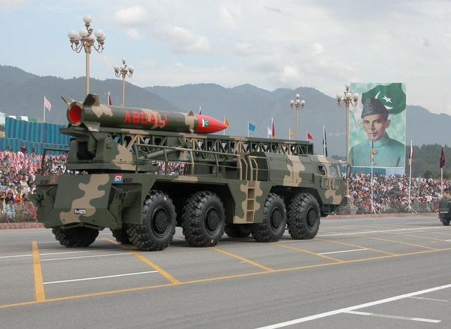Ракета Hatf-II Abdali