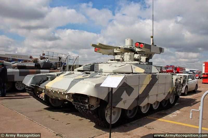 БМПТ-72 Треминатор-2 (c) Armyrecognition.com