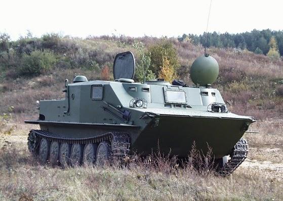 Бронетранспортер БТР-50ПКМ (c)  Минотор-Сервис