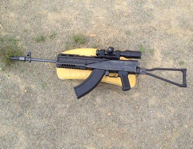 легкий пулемет «CZW 762»