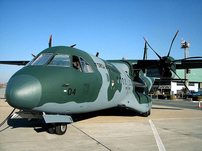 C-105A Amazonas  (c) www.planespotters.net