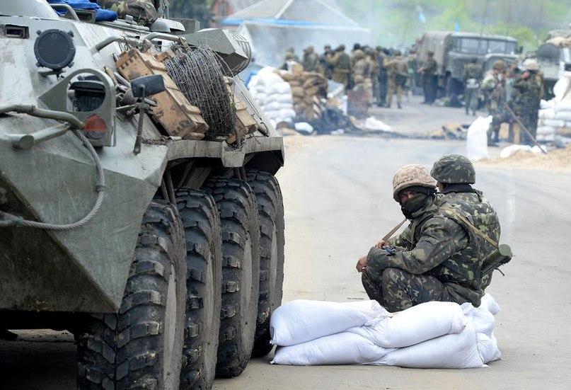 Украиснкие силовики