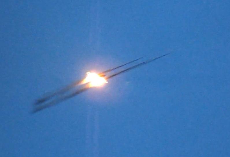 Штурмовка Су-25