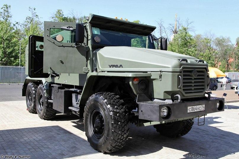 «Урал-4320ВВ» (c) vitalykuzmin.net