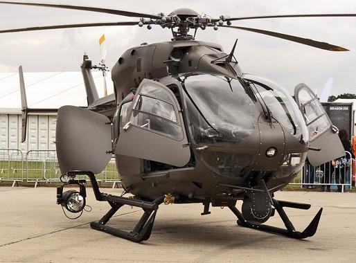 вертолет UH-72A